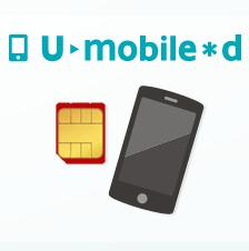 「U-mobile*d」